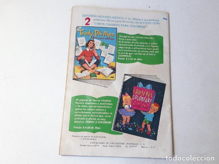 Tebeos: NOVARO : CLASICOS DEL CINE Nº 124 - ROBINSON CRUSOE - ED. NOVARO AÑO 1967 - Foto 8 - 228086580