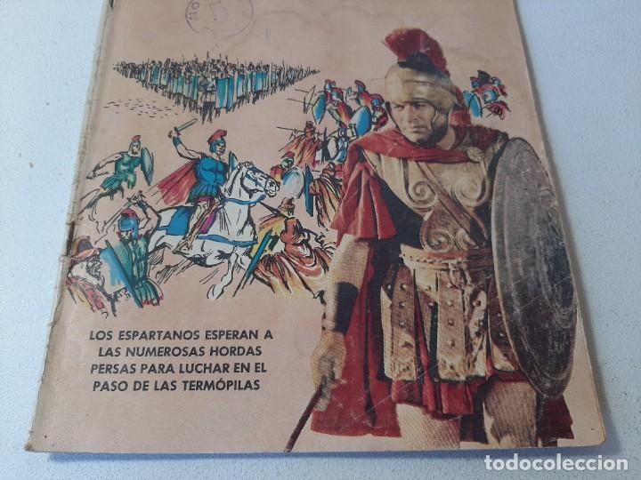 Tebeos: SER NOVARO : CLASICOS DEL CINE AÑO VII Nº 95 - LOS TRESCIENTOS HEROES - ED. NOVARO AÑO 1963 - Foto 2 - 228089050