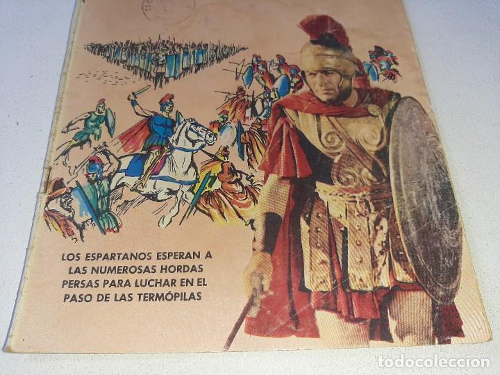Tebeos: SER NOVARO : CLASICOS DEL CINE AÑO VII Nº 95 - LOS TRESCIENTOS HEROES - ED. NOVARO AÑO 1963 - Foto 3 - 228089050