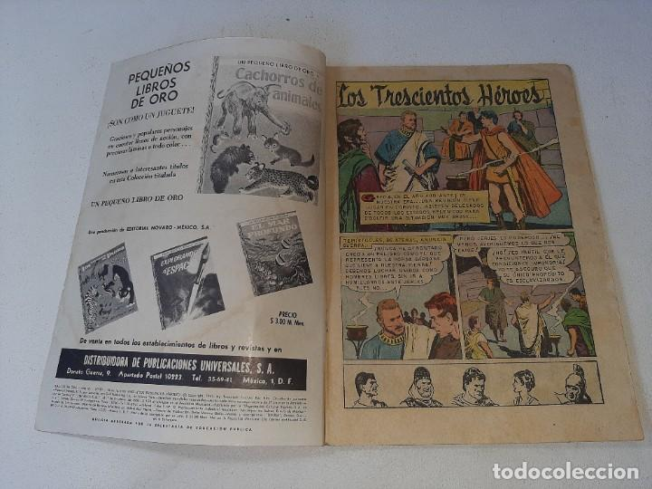 Tebeos: SER NOVARO : CLASICOS DEL CINE AÑO VII Nº 95 - LOS TRESCIENTOS HEROES - ED. NOVARO AÑO 1963 - Foto 5 - 228089050