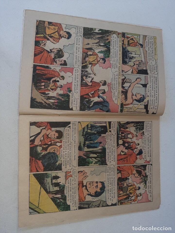 Tebeos: SER NOVARO : CLASICOS DEL CINE AÑO VII Nº 95 - LOS TRESCIENTOS HEROES - ED. NOVARO AÑO 1963 - Foto 7 - 228089050