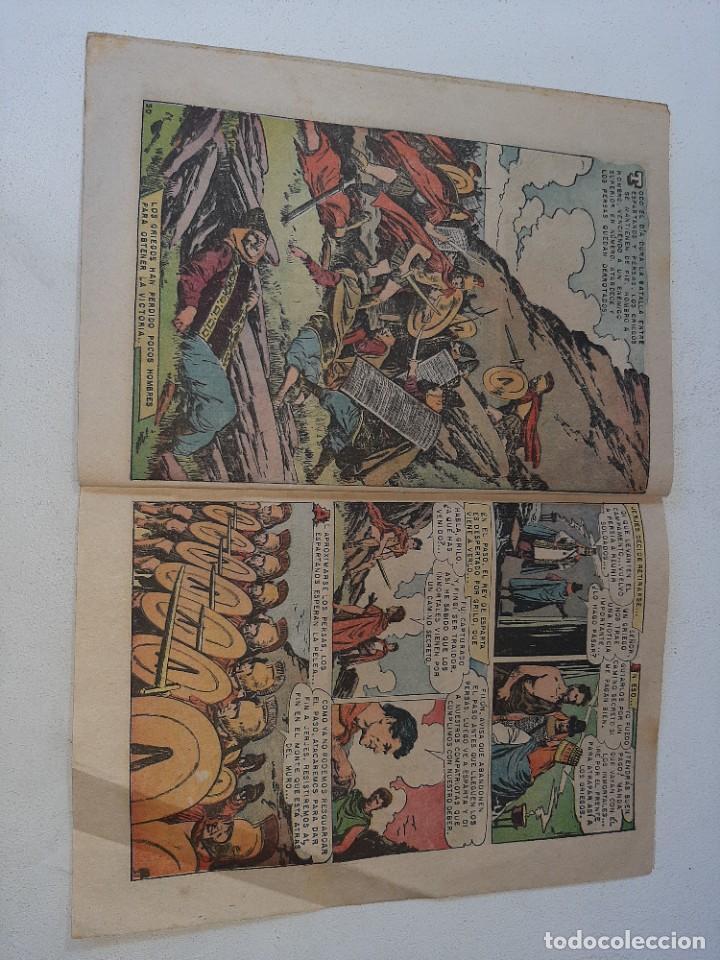 Tebeos: SER NOVARO : CLASICOS DEL CINE AÑO VII Nº 95 - LOS TRESCIENTOS HEROES - ED. NOVARO AÑO 1963 - Foto 8 - 228089050