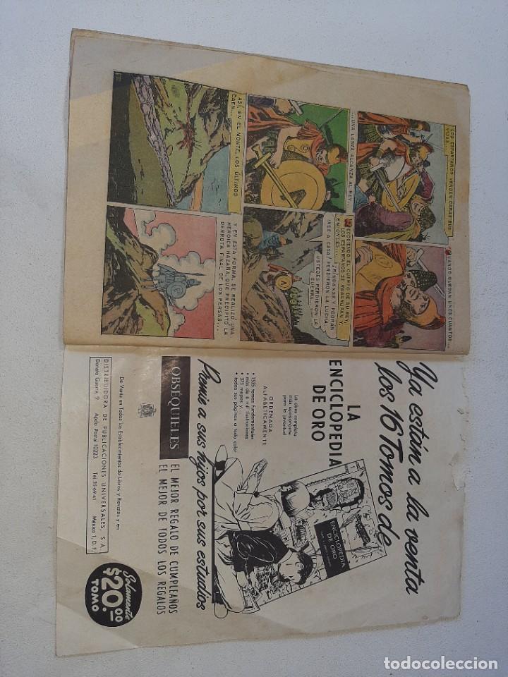 Tebeos: SER NOVARO : CLASICOS DEL CINE AÑO VII Nº 95 - LOS TRESCIENTOS HEROES - ED. NOVARO AÑO 1963 - Foto 9 - 228089050