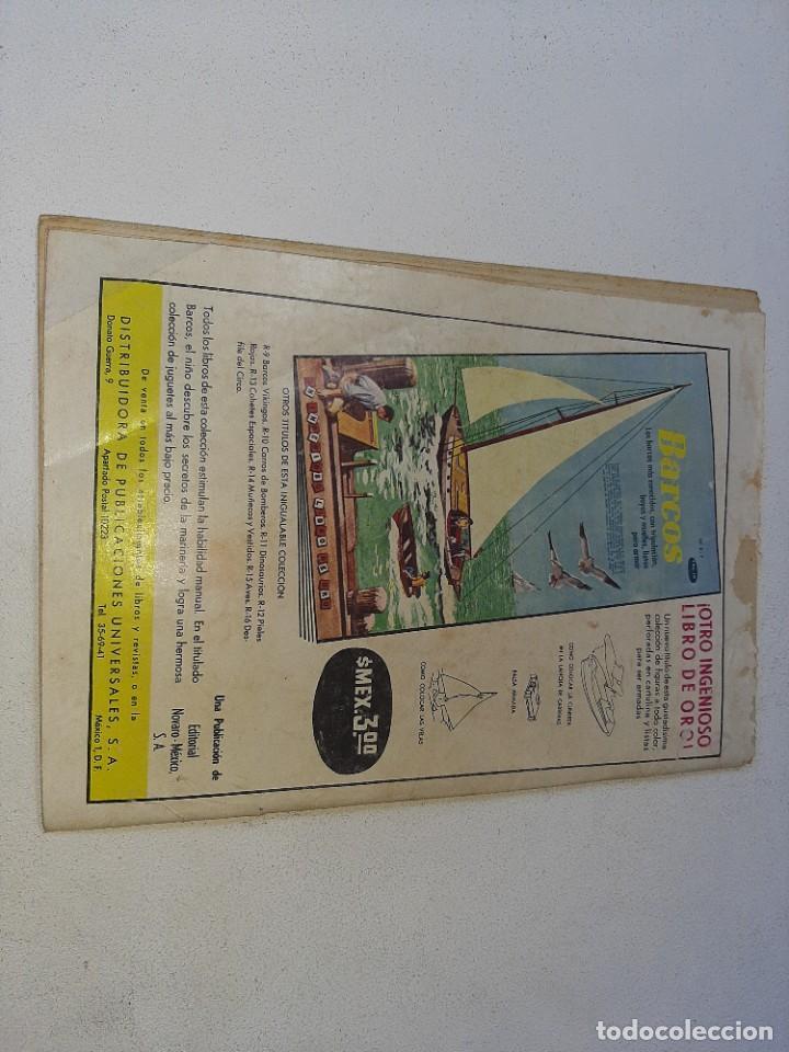 Tebeos: SER NOVARO : CLASICOS DEL CINE AÑO VII Nº 95 - LOS TRESCIENTOS HEROES - ED. NOVARO AÑO 1963 - Foto 10 - 228089050