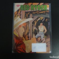 Tebeos: RED RYDER # 100. Lote 228107910