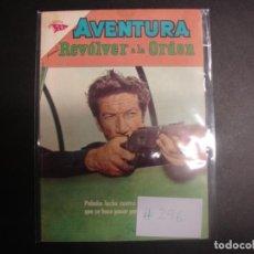 Tebeos: AVENTURA REVOLVER A LA ORDEN # 296. Lote 228110885