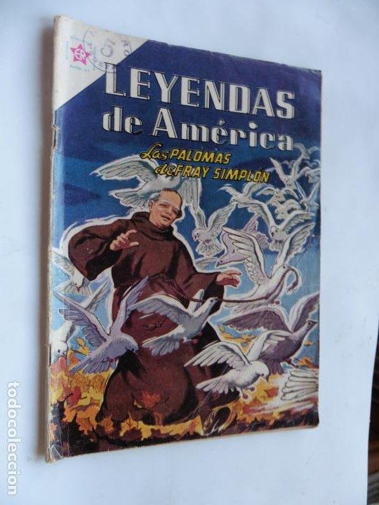 LEYENDAS DE AMERICA Nº 89 NAVARO ORIGINAL (Tebeos y Comics - Novaro - Otros)