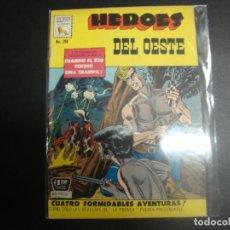 Tebeos: HEROES DEL OESTE # 298. Lote 228256110