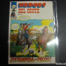 Tebeos: HEROES DEL OESTE # 325. Lote 228256445