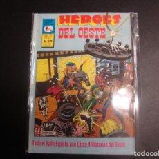 Tebeos: HEROES DEL OESTE # 309. Lote 228257275