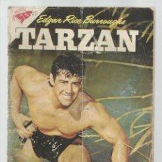 Livros de Banda Desenhada: TARZAN 77, 1958, NOVARO. COLECCIÓN A.T.. Lote 228269161