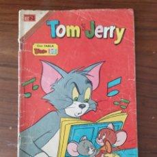 Tebeos: REVISTA NOVARO TOM Y JERRY NUMERO 412 , 28/02/75. Lote 228295790