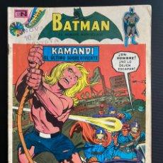 Tebeos: BATMAN 719 - EL HOMBRE MURCIÉLAGO - NOVARO. Lote 228311715