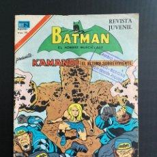 Tebeos: BATMAN 2-884 - EL HOMBRE MURCIÉLAGO - NOVARO. Lote 228312276