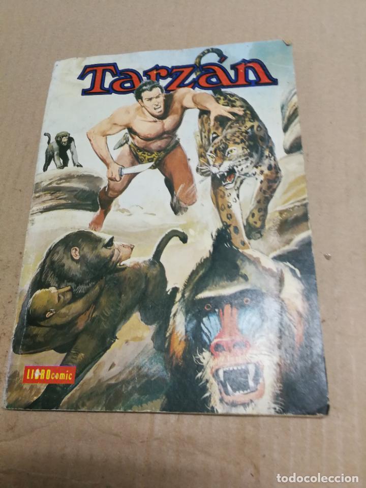 NOVARO LIBRO COMIC LIBROCOMIC TARZAN Nº XXIX 29. 1976. BUEN ESTADO (Tebeos y Comics - Novaro - Tarzán)