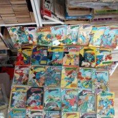Tebeos: SUPERMAN NOVARO 45 CÓMICS -. Lote 228666660