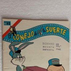 Tebeos: EL CONEJO DE LA SUERTE Nº 465 NOVARO. Lote 228668106