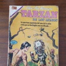 Tebeos: REVISTA NOVARO TARZAN DE LOS MONOS NUMERO 227 , 01/010/69. Lote 229175250
