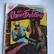 Tebeos: LLANERO SOLITARIO Nº63 1958 NOVARO ORIGINAL. Lote 229347115