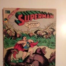 Tebeos: SUPERMAN. NÚMERO 910. EDITORIAL NOVARO. AÑO 1973.. Lote 230257300
