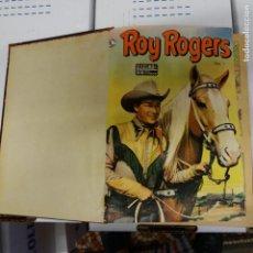 Tebeos: ROY ROGERS Nº 1 AL 25 EN UN TOMO NOVARO. Lote 230265300