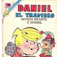 Giornalini: NOVARO DANIEL EL TRAVIESO Nº 100. Lote 230630790