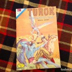 Tebeos: TOMO 14 NUMEROS NOVARO ENCUADERNADOS DE FORMA CASERA SUPERMAN,BATMAN,TUROK. Lote 230895515