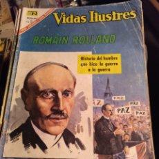 Giornalini: ROMAIN ROLLAND. NOVARO 153, 1967. Lote 230942065