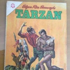 Tebeos: TARZAN Nº 166. NOVARO, 1965. EL REY DE LOS DIAMANTES. Lote 230943840