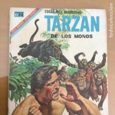Tebeos: TARZAN Nº 185. NOVARO, 1967. LAS FIERAS DE TARZAN. Lote 230945250