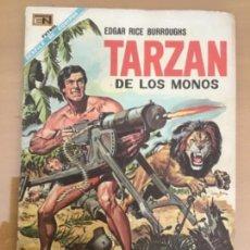 Tebeos: TARZAN Nº 194. NOVARO, 1968. TARZAN EL INDOMITO. Lote 230945955