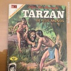 Tebeos: TARZAN Nº 222. NOVARO, 1969. JAD-BAL-JA Y EL IMPOSTOR. Lote 230946905