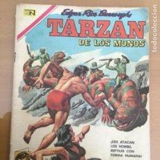 Tebeos: TARZAN Nº 252. NOVARO, 1970. LOS PIRATAS DE KORSAR. Lote 230947030