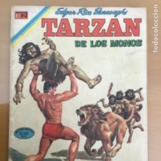 Tebeos: TARZAN Nº 254. NOVARO, 1970. TARZAN EL INVENCIBLE. Lote 230947130