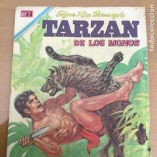 Tebeos: TARZAN Nº 258. NOVARO, 1970. SENDEROS DE TERROR. Lote 230947220