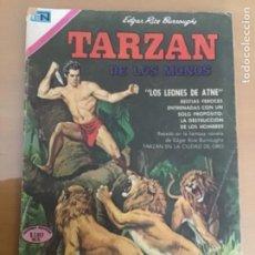 Tebeos: TARZAN Nº 270. NOVARO, 1971. LOS LEONES DE ATNE. Lote 230947400
