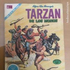 Tebeos: TARZAN Nº 264. NOVARO, 1971. EL ATAQUE DE LOS SHIFTAS. Lote 230947485