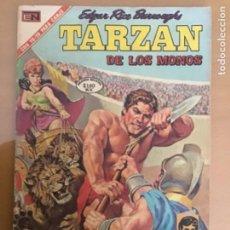 Tebeos: TARZAN Nº 266. NOVARO, 1971. TARZAN EN LA CIUDAD DE ORO. Lote 230947525