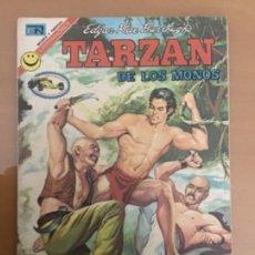 Tebeos: TARZAN Nº 289. NOVARO, 1972. LA DOBLE AMENAZA. Lote 230947615