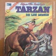 Tebeos: TARZAN Nº 295. NOVARO, 1972. LA INVASION DE ALUR. Lote 230947650