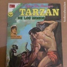 Tebeos: TARZAN Nº 302. NOVARO, 1972. EL DIARIO DEL DOCTOR ROGERS. Lote 230947675
