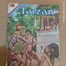 Tebeos: TARZAN Nº 393. NOVARO, 1974. LA REINA HECHICERA. Lote 230994235