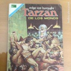 Tebeos: TARZAN Nº 410. NOVARO, 1974. EL REGRESO A LA SELVA. Lote 230996470