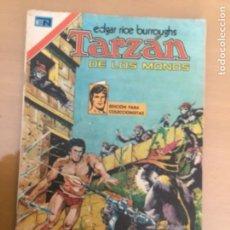 Tebeos: TARZAN Nº 3 - 40. NOVARO (SERIE AVESTRUZ), 1977. EL DIOS GORILA. Lote 230997880