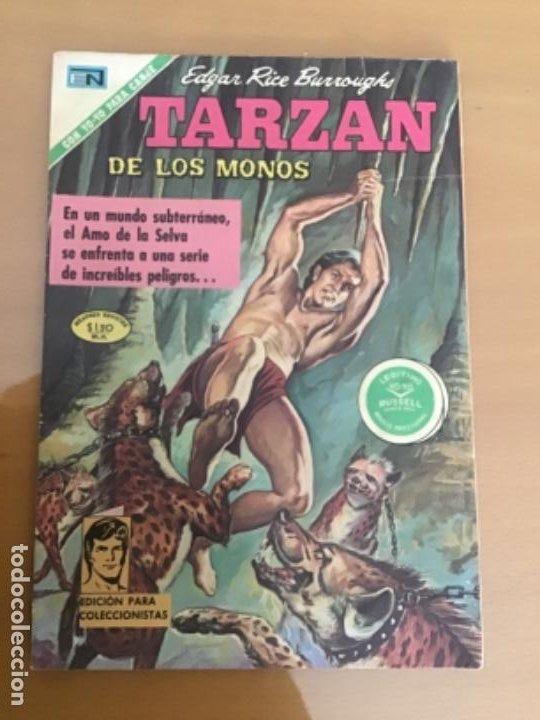 TARZAN Nº 263. NOVARO, 1971. EL AUTOMATA (Tebeos y Comics - Novaro - Tarzán)