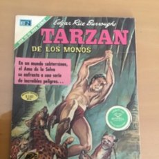 Tebeos: TARZAN Nº 263. NOVARO, 1971. EL AUTOMATA. Lote 231004335