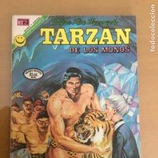 Tebeos: TARZAN Nº 362. NOVARO, 1972. EL PODER DE LOS CANIBALES. Lote 231004665