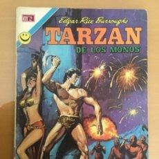 Tebeos: TARZAN Nº 317. NOVARO, 1972. LA MONTAÑA DE LOS MAGOS. Lote 231005925