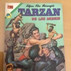 Tebeos: TARZAN Nº 321. NOVARO, 1972. LAS ARCAS SECRETAS DE OPAR. Lote 231006180