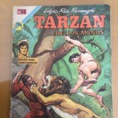 Tebeos: TARZAN Nº 327. NOVARO, 1973. EL TRAFICANTE DE ESCLAVOS. Lote 231006630